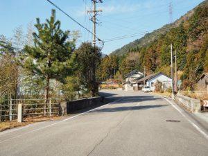 中乃橋(亀山市関町坂下)