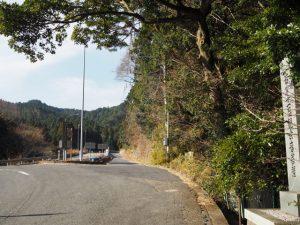 (19)鈴鹿峠-B 225 岩屋観音 付近