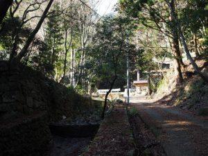 (19)鈴鹿峠-C 231 片山神社 付近