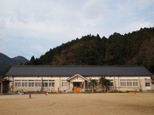 鈴鹿峠自然の家(旧坂下尋常高等小学校)