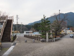 関宿・西の追分