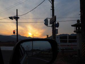 (2)-17 石燈籠(常夜燈兼道標)付近(津市芸濃町中縄)