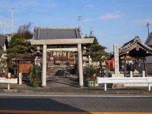 桑名神明社(桑名市本町郷)