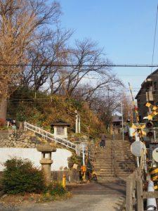 三岐鉄道北勢線 馬道第1号踏切(桑名市矢田)