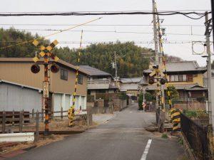 三岐鉄道北勢線 馬道第3号(桑名市上野)