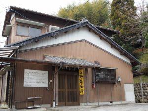 上野集会所(桑名市上野)