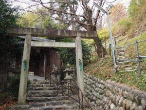 上野神社(桑名市上野)