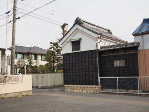 上野神社(桑名市上野)〜太夫の大樟(桑名市太夫)