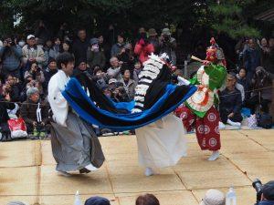 伊勢大神楽・増田神社総舞奉納